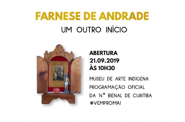 Abertura da Exposição: Farnese de Andrade – Um outro início